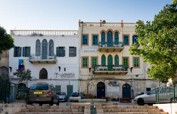 фотографии отеля Gardenia Nazareth Hotel изображение №11