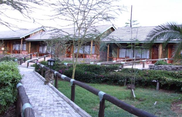 фото отеля Lake Nakuru Lodge изображение №9