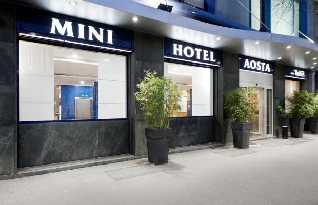 фото отеля Aosta - Gruppo Minihotel изображение №1