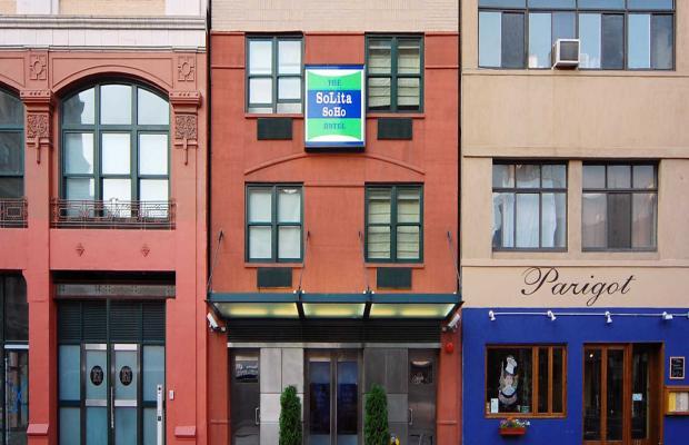 фото отеля The Solita Soho Hotel изображение №1
