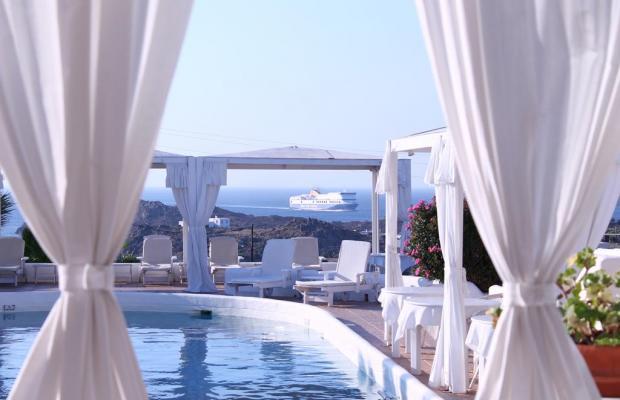 фотографии отеля Porto Scoutari Romantic Hotel & Suites изображение №15
