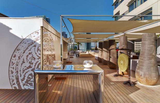 фотографии отеля Hilton Diagonal Mar Barcelona изображение №7