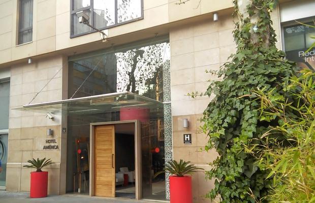 фото отеля Hotel America Barcelona изображение №1