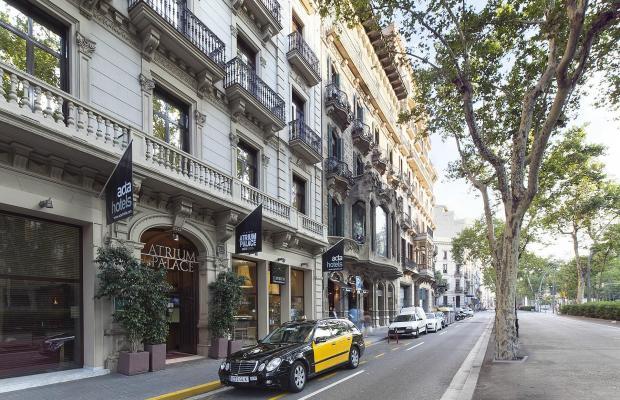 фото отеля Hotel Acta Atrium Palace изображение №1