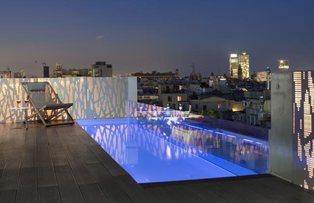 фотографии Hotel Gaudi изображение №4