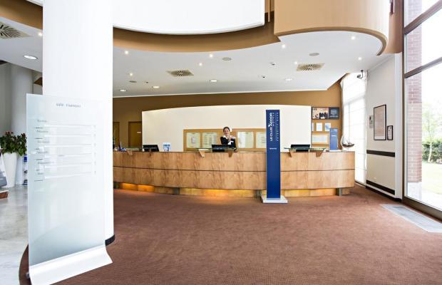 фото отеля Hotel Novotel Torino Corso Giulio Cesare изображение №17