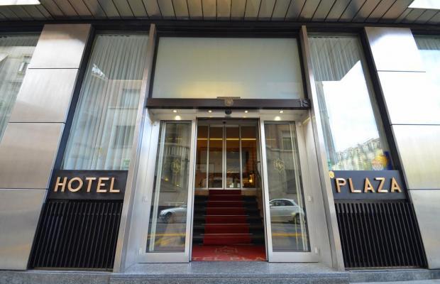 фотографии отеля Hotel Plaza изображение №15