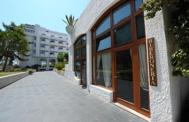 фотографии Pizzomunno Vieste Palace Hotel изображение №12
