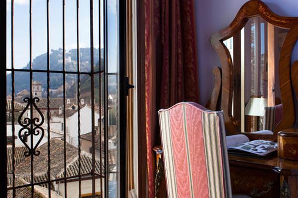 фото Palacio de Santa Ines изображение №38