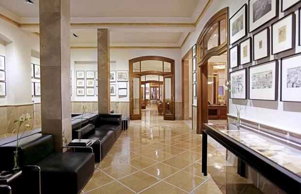 фото отеля Derby Hotels Astoria Hotel Barcelona изображение №17