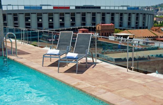 фото отеля NH Barcelona Stadium (ex. NH Rallye) изображение №5