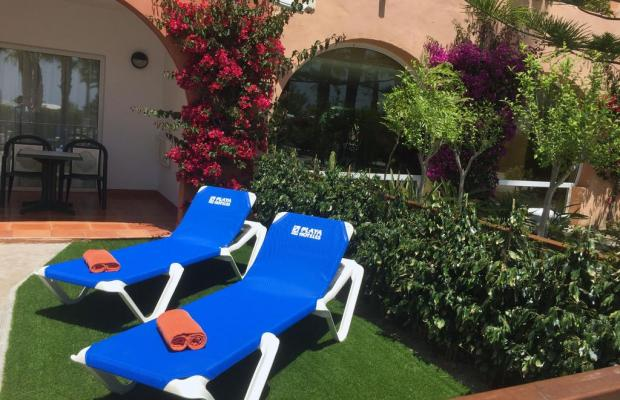 фотографии отеля Playacalida Spa Hotel изображение №3