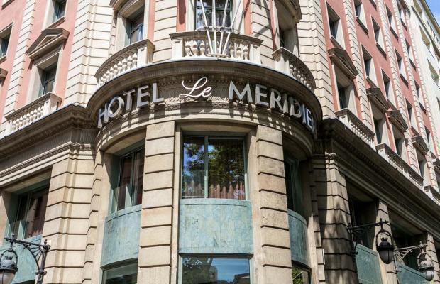 фото отеля Le Meridien Barcelona изображение №1