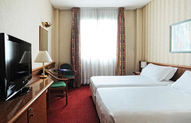 фотографии отеля Meditur (ex. Idea Hotel Torino Moncalieri; Holiday Inn Turin South) изображение №27