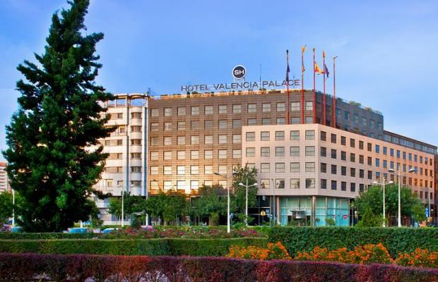 фото отеля SH Valencia Palace Hotel изображение №1