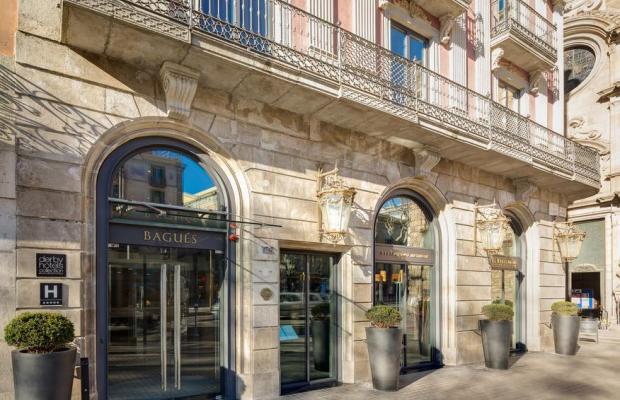 фотографии отеля Hotel Bagues изображение №19