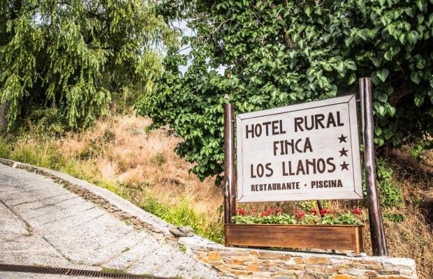 фотографии отеля Finca Los Llanos Capileira изображение №31