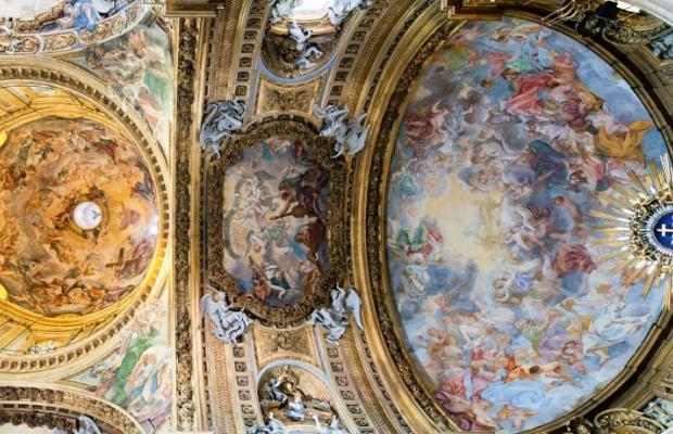 фото отеля TEATRO DI POMPEO HOTEL изображение №9