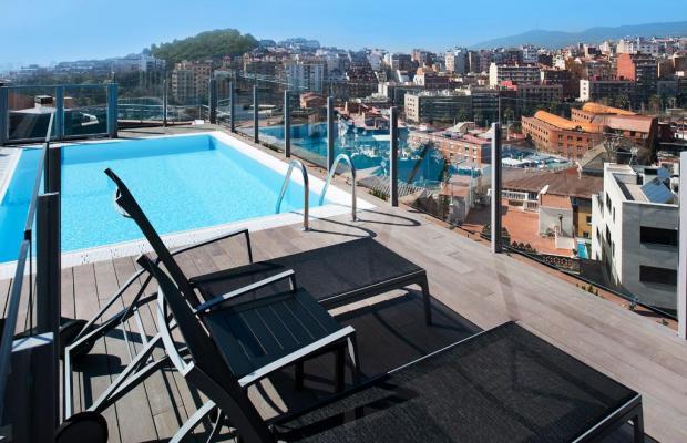 фото отеля Catalonia Park Guell (ex. Catalonia Rubens) изображение №33