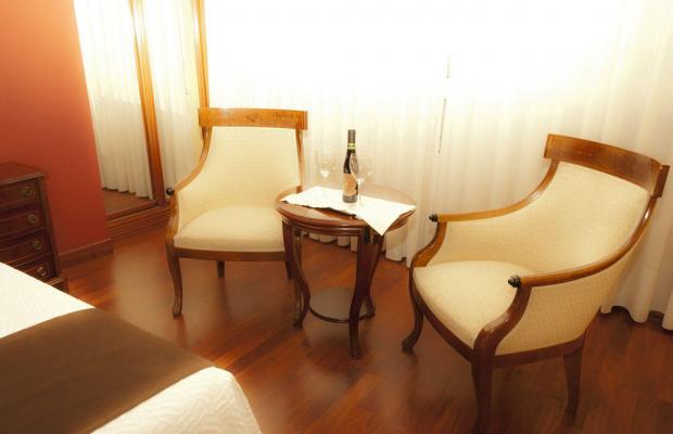 фото отеля Hotel Sercotel Corona de Castilla изображение №45