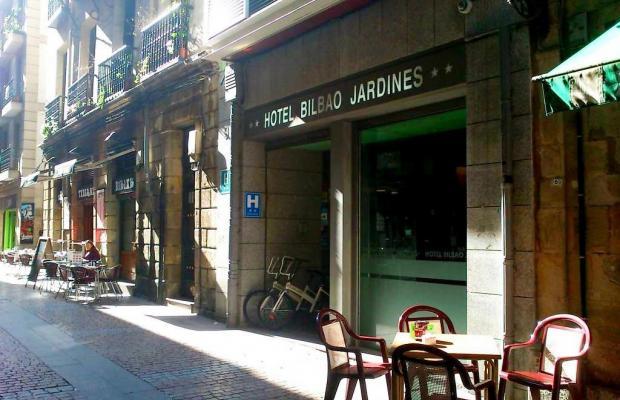 фото отеля Bilbao Jardines изображение №1