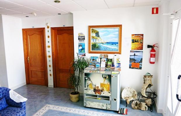 фотографии отеля Hostal Brisamar San Jose изображение №11