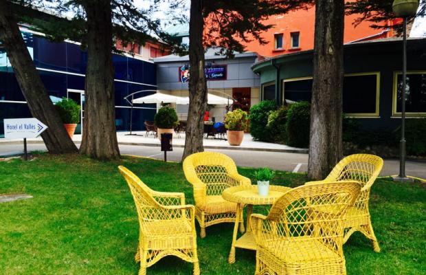 фотографии отеля Hotel Restaurante El Valles изображение №3