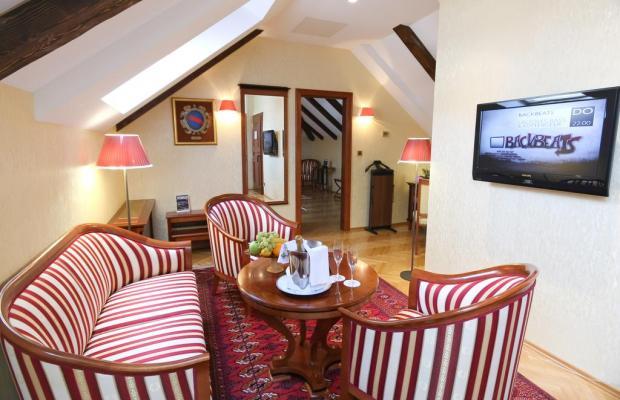 фотографии отеля Hotel Kazbek изображение №35