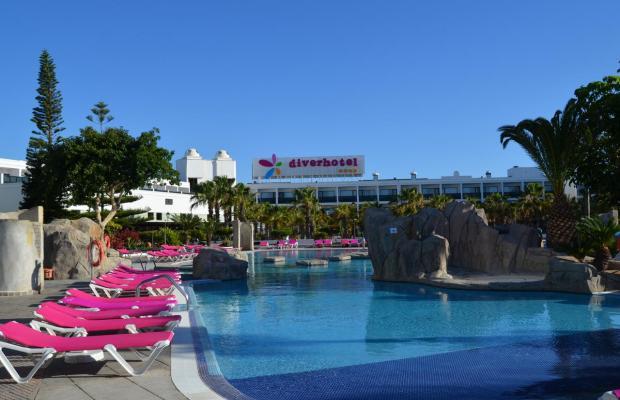 фото Diverhotel Lanzarote (ex. Playaverde Hotel Lanzarote) изображение №14