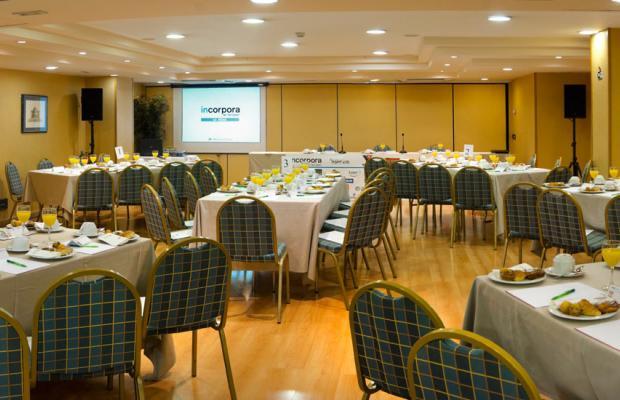 фотографии отеля Husa Gran Via изображение №35