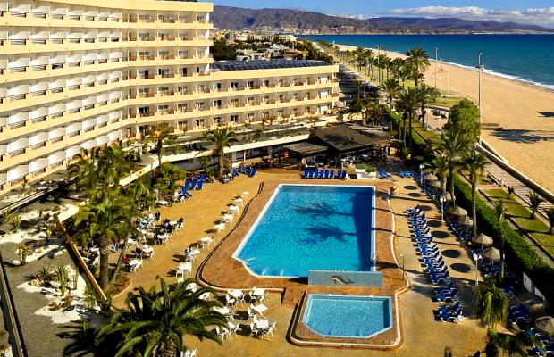 фото отеля Best Hotel Sabinal (ex. Hotel Hesperia Sabinal) изображение №1