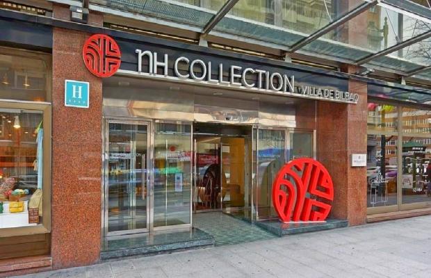 фото отеля NH Collection Villa de Bilbao изображение №1