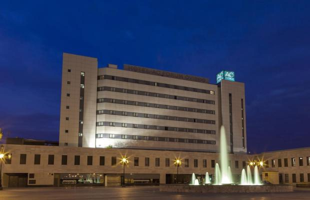 фото отеля AC Hotel by Marriott Oviedo Forum изображение №25