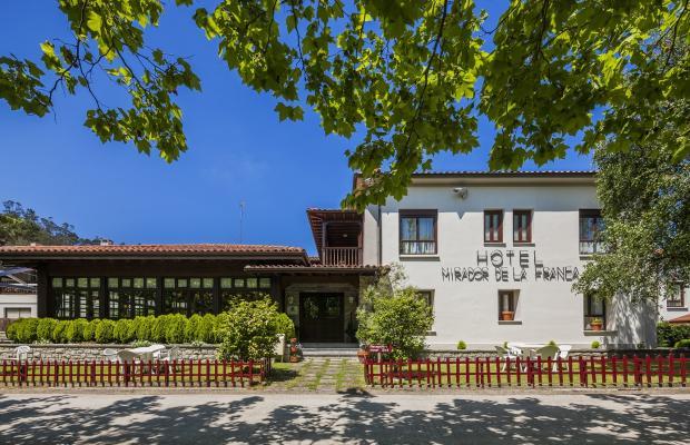 фотографии отеля Arcea Mirador de la Franca изображение №7