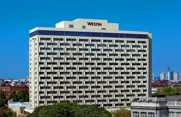 фото отеля The Westin Zagreb изображение №1