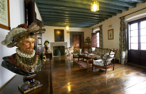 фотографии отеля Casona del Busto изображение №19
