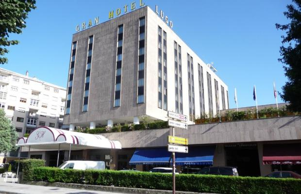 фото отеля Gran Hotel Lugo изображение №1