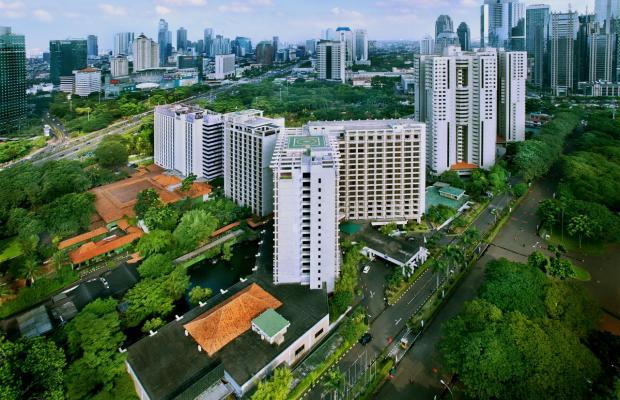 фото The Sultan Hotel & Residence Jakarta изображение №6