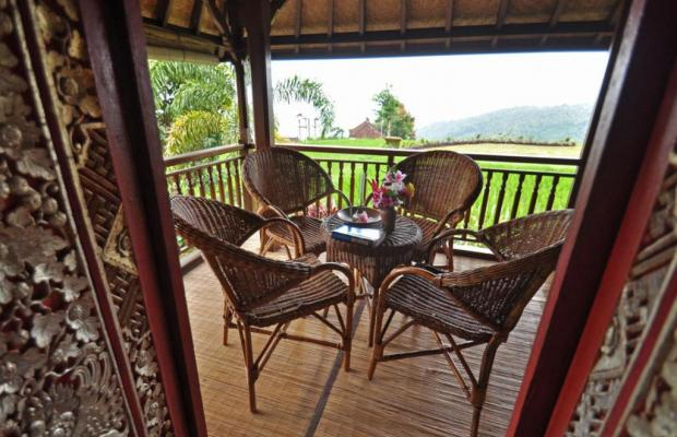 фото Puri Lumbung Cottages изображение №10
