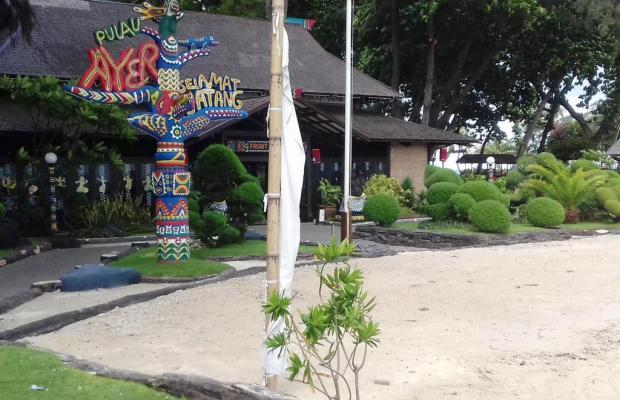 фотографии отеля Pulau Ayer Resort & Cottages изображение №19