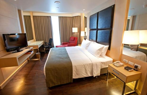 фото Sukhumvit 12 Bangkok Hotel & Suites(ex.Ramada Hotel & Suites) изображение №34