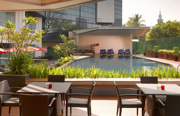фото отеля Gran Hotel Melia Jakarta изображение №1