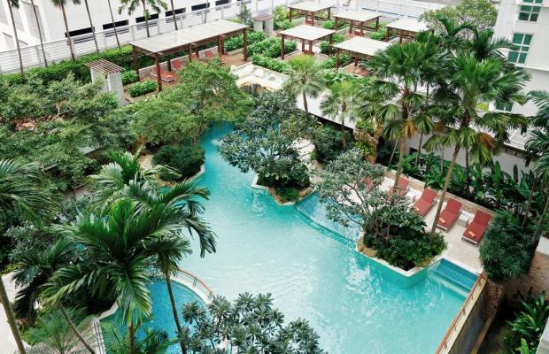 фото отеля Anantara Baan Rajprasong Serviced Suites изображение №1