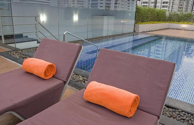 фотографии отеля Citadines Sukhumvit 23 Bangkok изображение №27