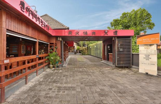 фотографии отеля The Batu Belig Hotel & Spa изображение №7
