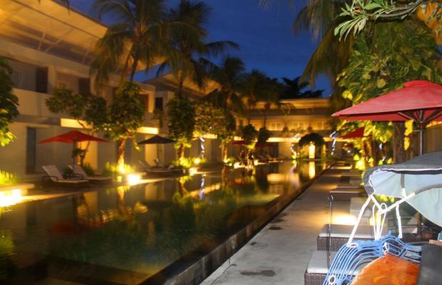 фотографии отеля The Oasis Kuta изображение №19