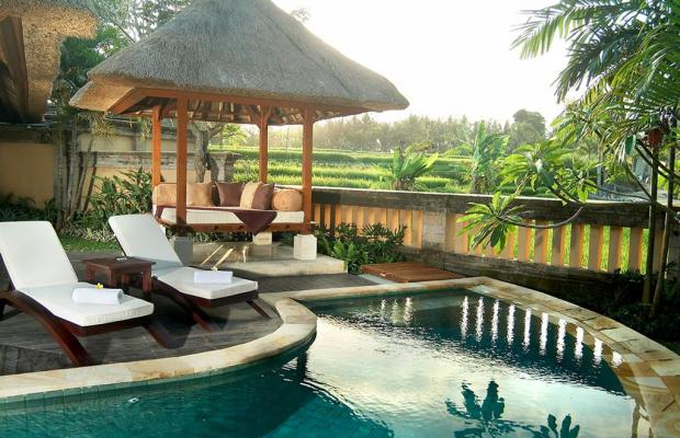фотографии отеля The Ubud Village Resort and Spa изображение №19
