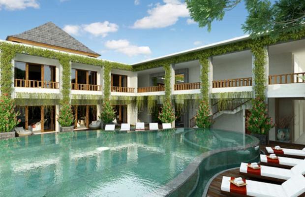 фото отеля Tonys Villas & Resort изображение №1