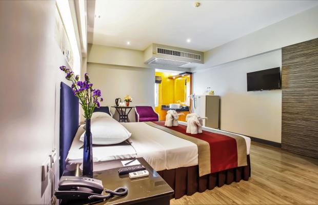фотографии отеля Nouvo City Hotel изображение №43