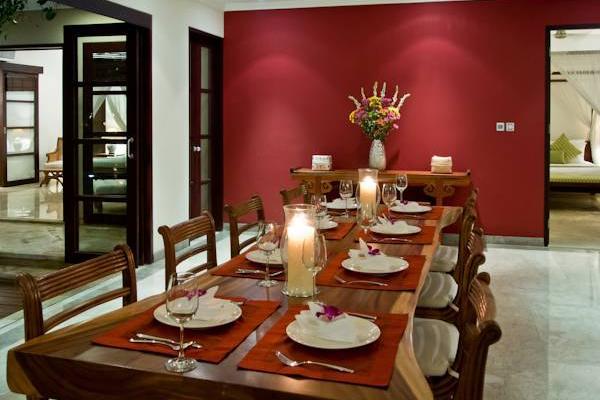 фотографии отеля Nirwana Residence изображение №11